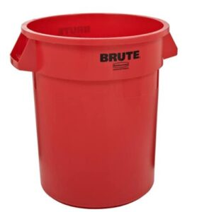Rubbermaid 30 gallon trash can with no lid