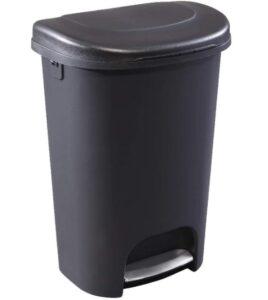 Rubbermiad cheap 13 gallon step trash can