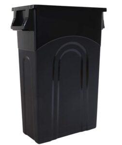 23 gallon plastic trash can