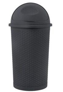 15 gallon plastic garbage can