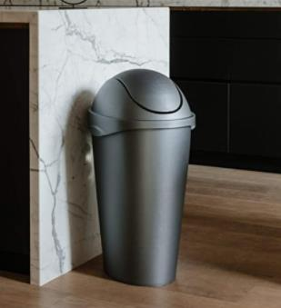 Umbra 086300-410 12 gallon waste bin