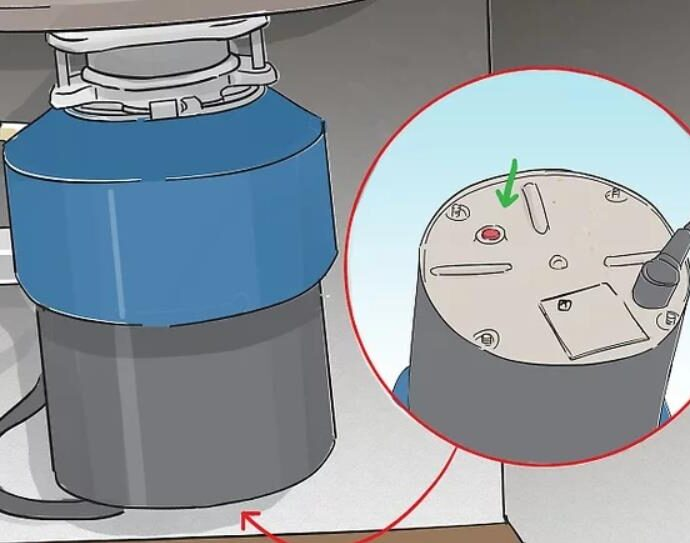 how to remove odor from garbage disposal