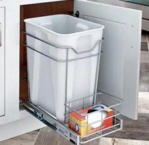 under counter garbage bin