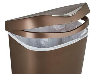 umbra 084200-125 waste bin with bag ring