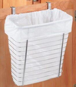 kitchen garbage can storage
