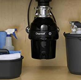 garbage disposal that can fit in under sink