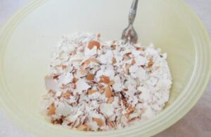 are egg shells ok to put in garbage disposal