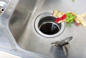 under sink garbage disposal